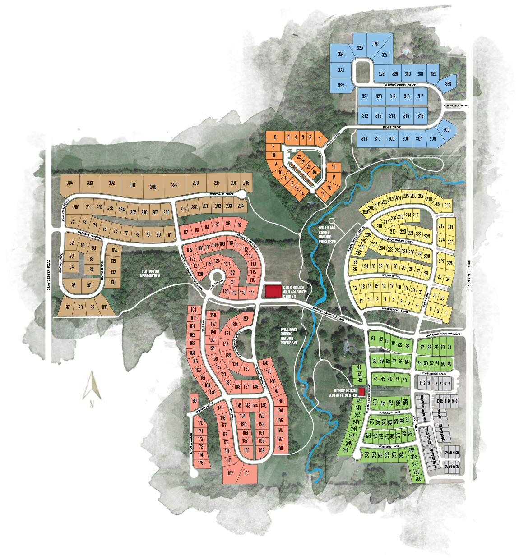 Jackson's Grant Neighborhoods