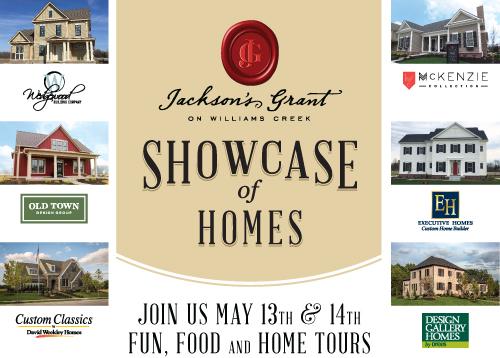 Jackson's Grant Showcase of Homes